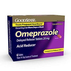 4.Thuốc đặc trị trài ngược dạ dày Omeprazole