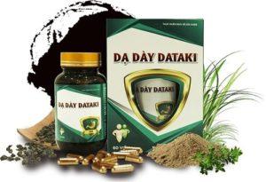 3.Dạ dày Dataki - thuốc chữa trào ngược dạ dày tốt nhất