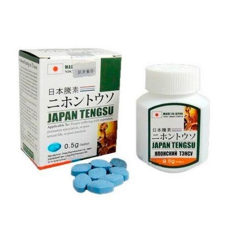 Thuốc cường dương thảo dược Japan Tengsu của Nhật Bản
