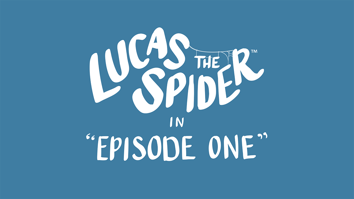 Lucas the Spider - Episode One