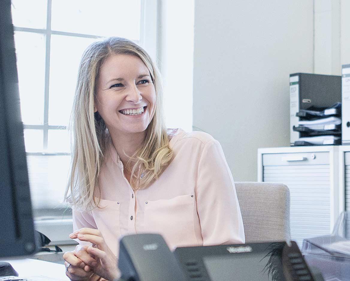Katrin Hugl von pisa Versicherungsmakler GmbH