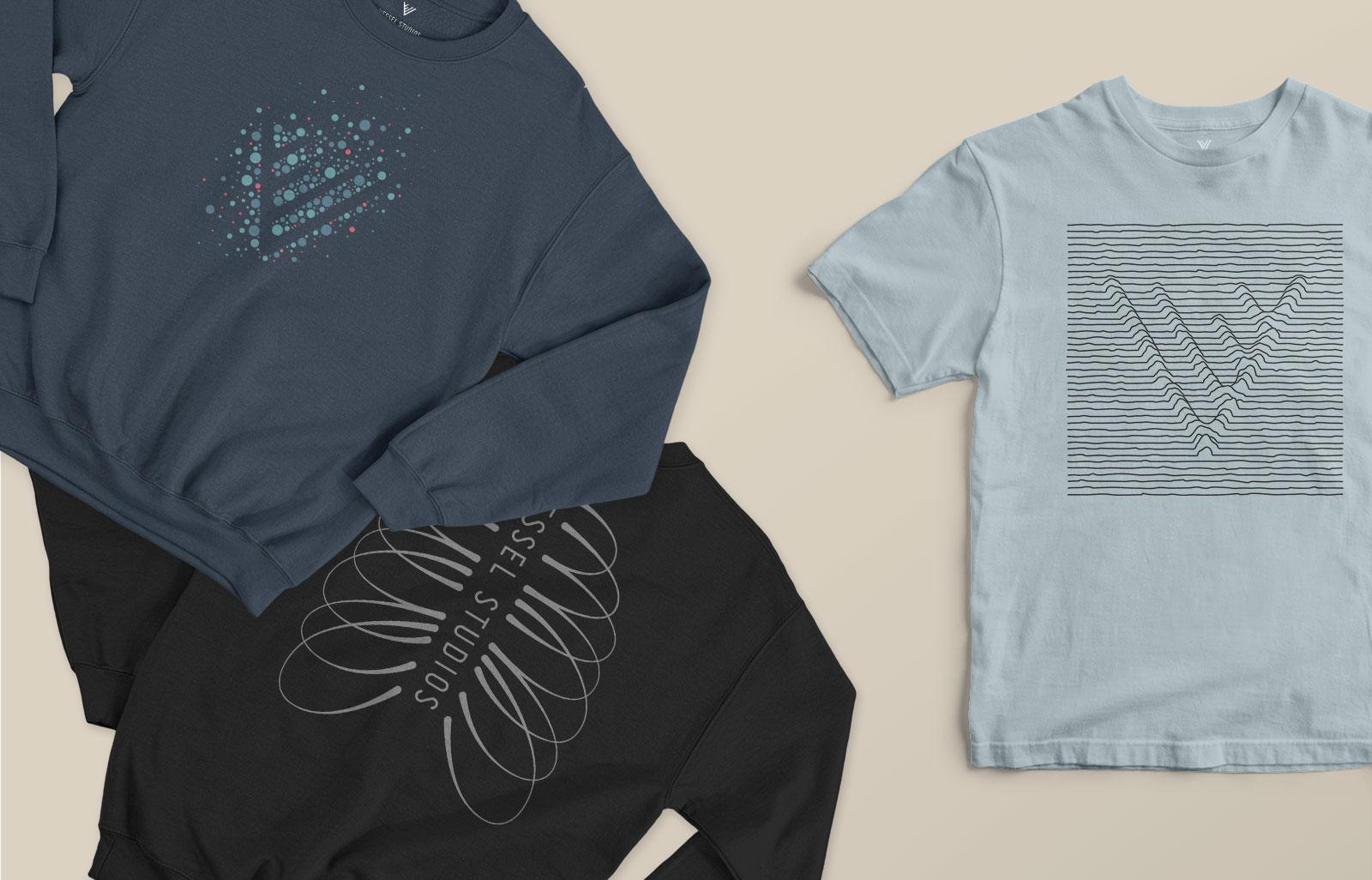 Vessel Studios T-Shirt Design