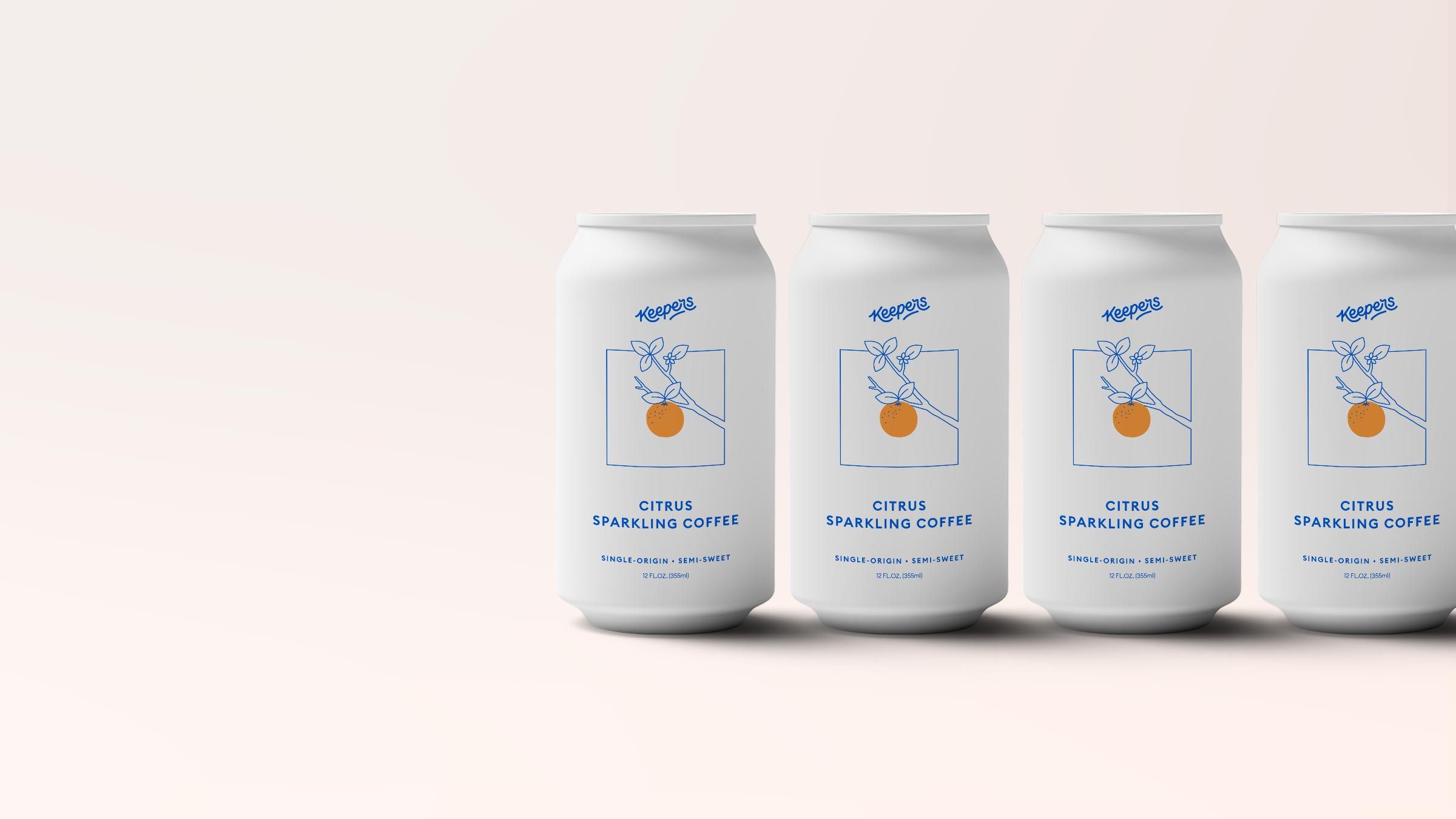 Keepers Citrus Can - Product design by Condensed