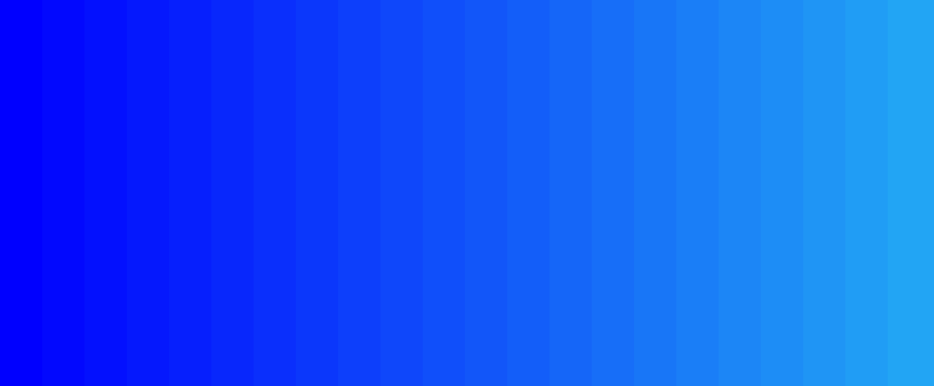 a blue gradient