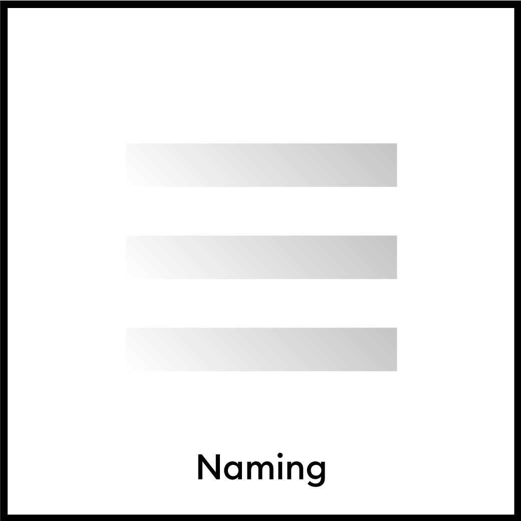 Branding Element: Naming