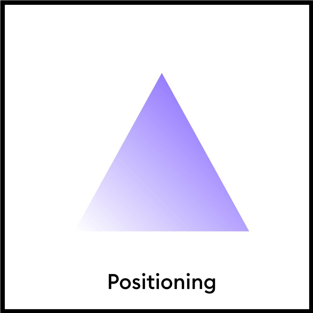 Branding Element: Positioning