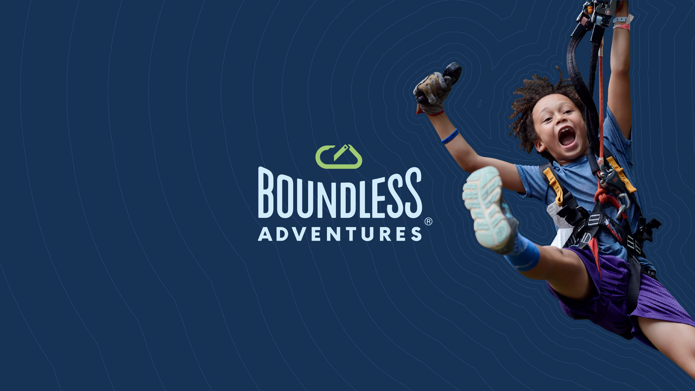 Branding and Design work for Boundless Adventures