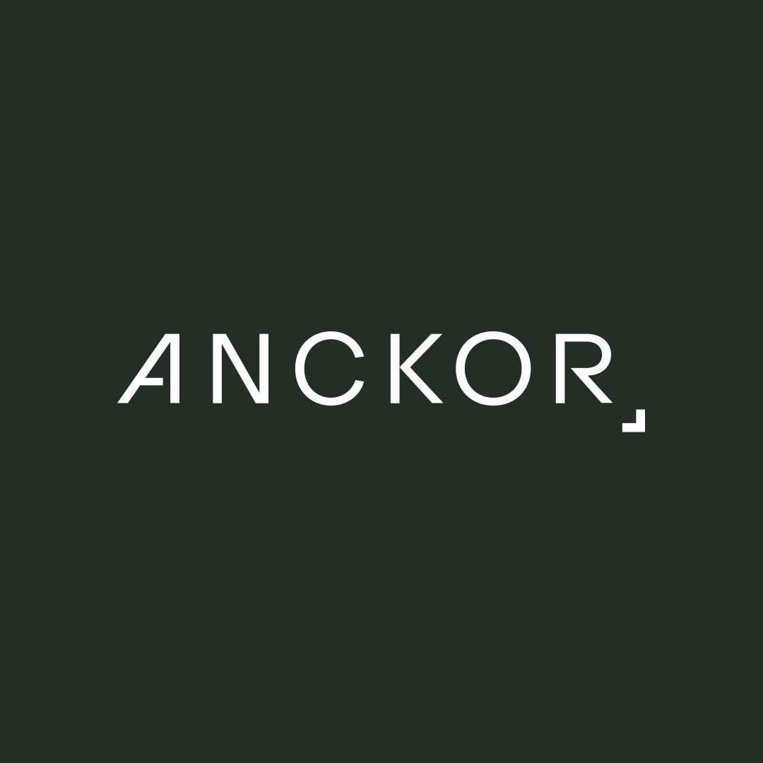 Anckor - Logo - Branding by Condensed