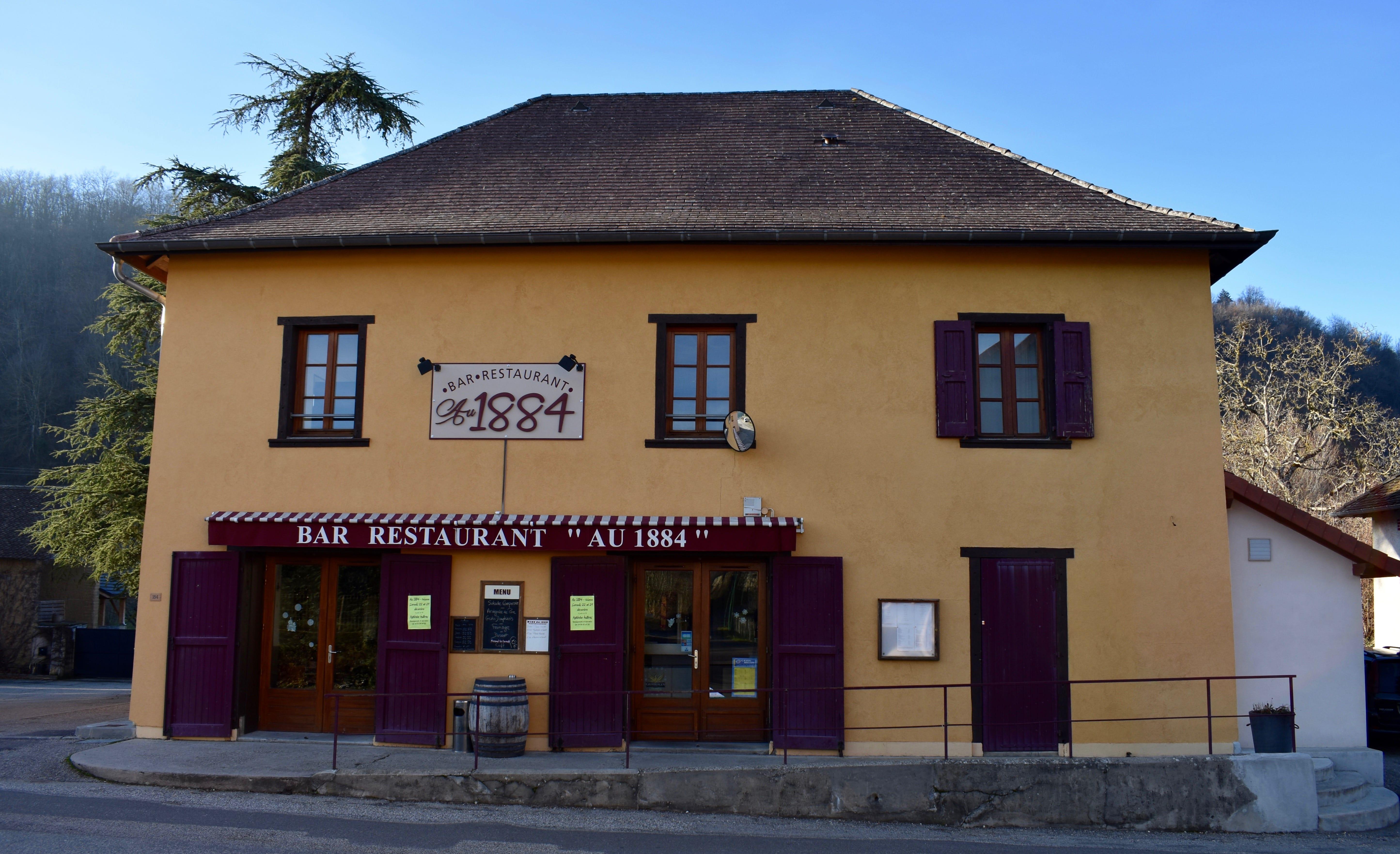 Le restaurant !