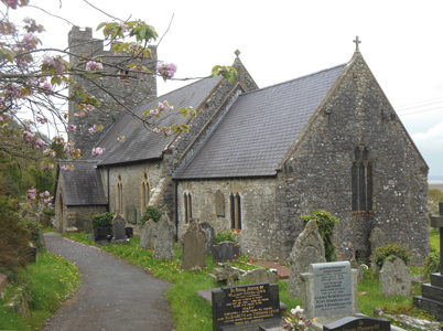 St Rhidian Church photo