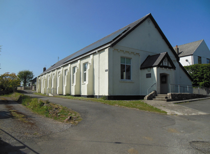 Reynoldston Village Hall photo