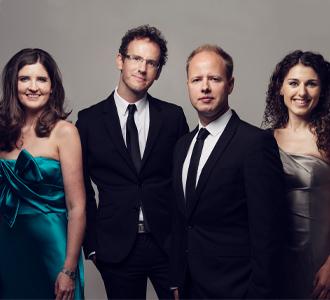 Carducci Quartet click image to reveal concert info