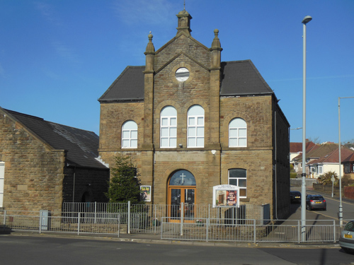SILOAM BAPTIST CHURCH, KILLAY SA2 7AL