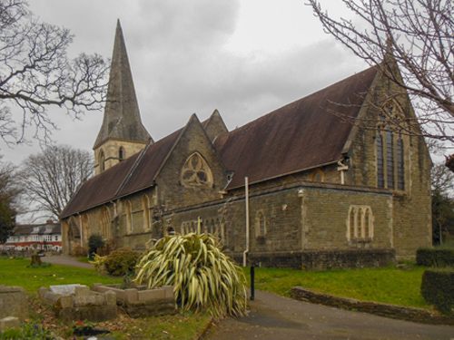 ST PAUL'S CHURCH, SKETTY SA2 9AR