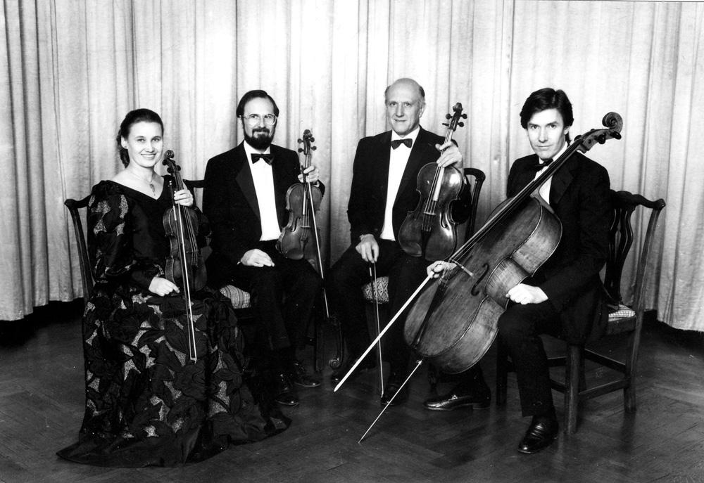 Delmé Quartet