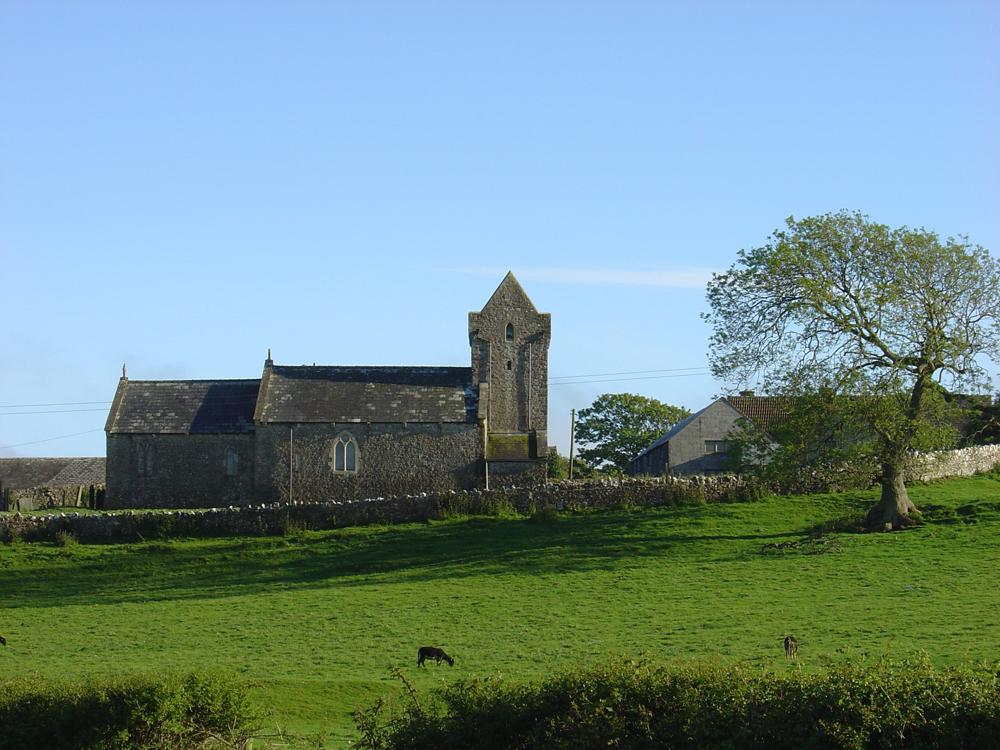 Llanddewi Church