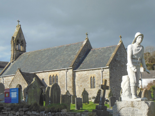 St Cattwg's Church, Port Eynon