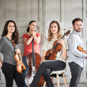 Elias Quartet image