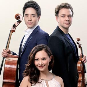 Sitkovetsky Trio image