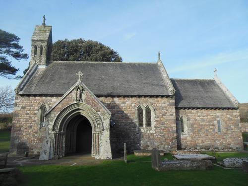 St Nicholas' Church, Nicholaston