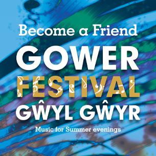 Image inviting people to become a Festival Friend