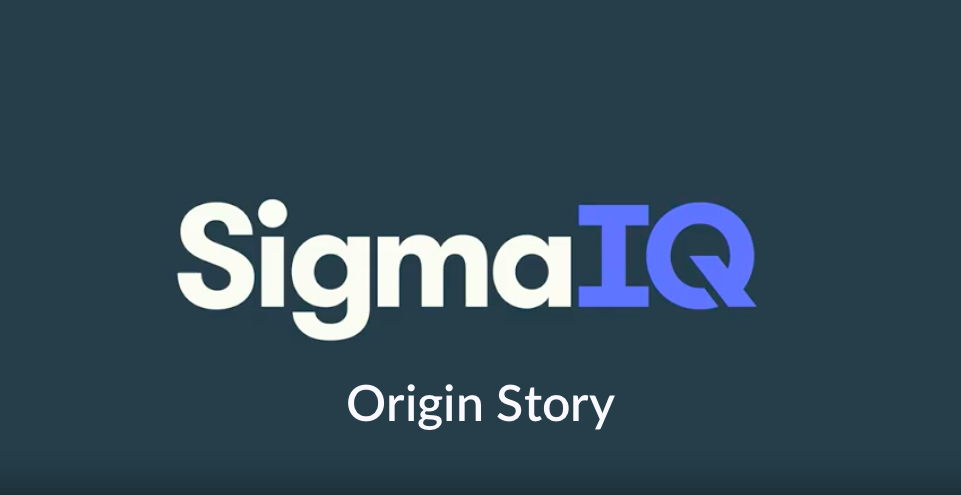 Why I Started Sigma IQ - A Finance+AI Company Origin Story