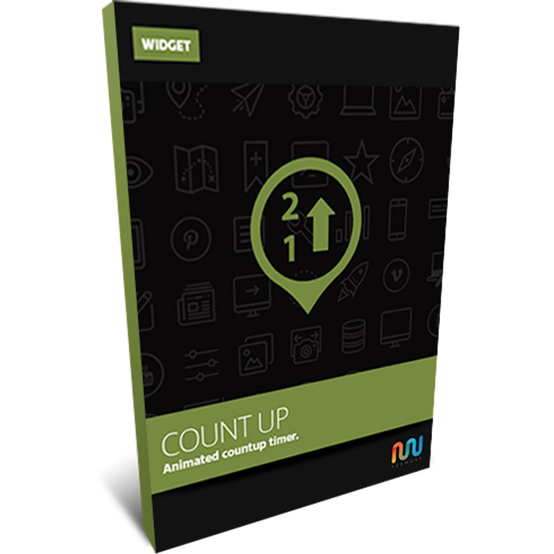 Animated Count Up