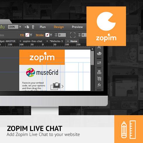 Zopim Live Chat