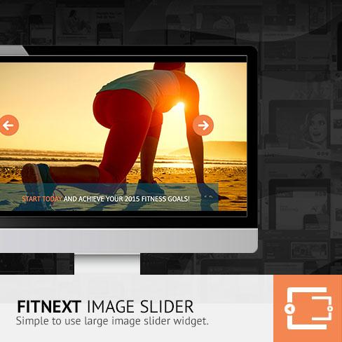 FitNext Image Slider