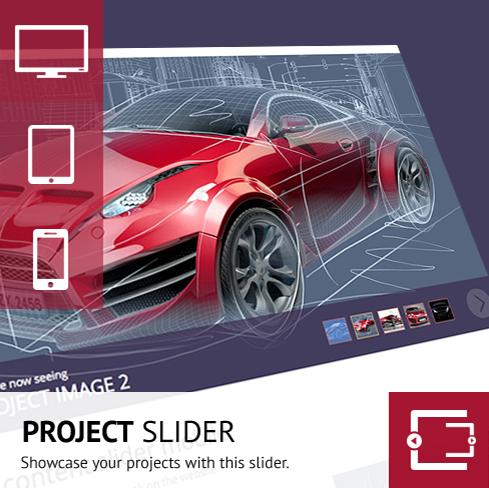 Project Slider