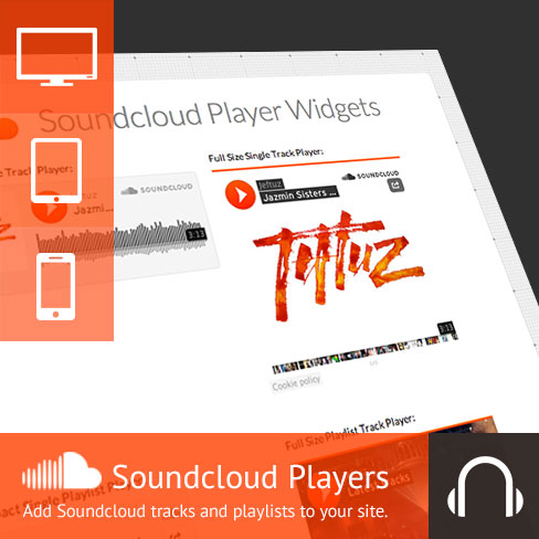 Soundcloud Widget Pack