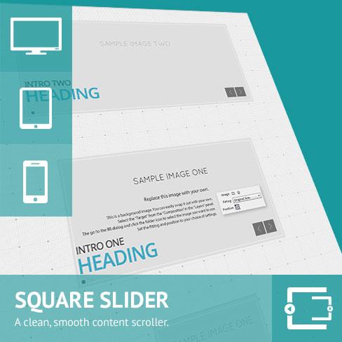 Square Slider