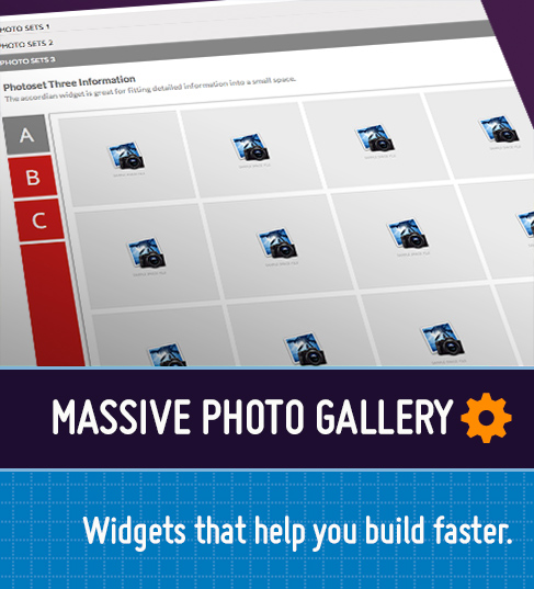 Massive Photo Gallery