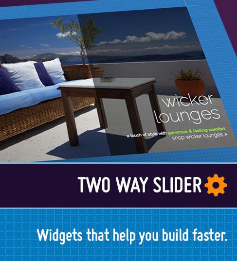 Two Way Slider