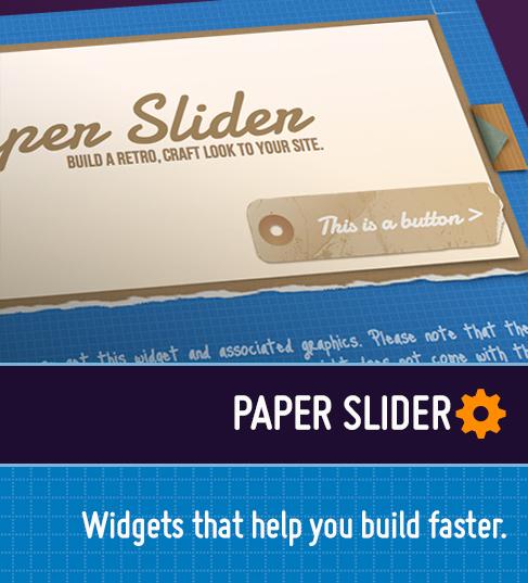 Paper Slider