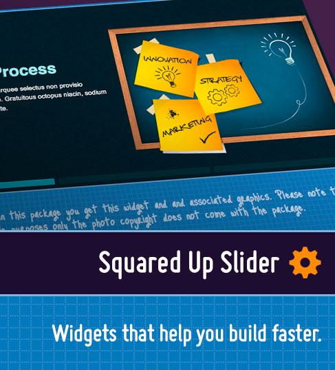 Squared Up Slider