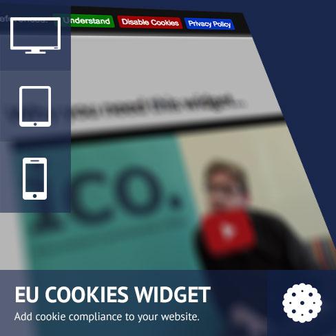 EU Cookies Widget