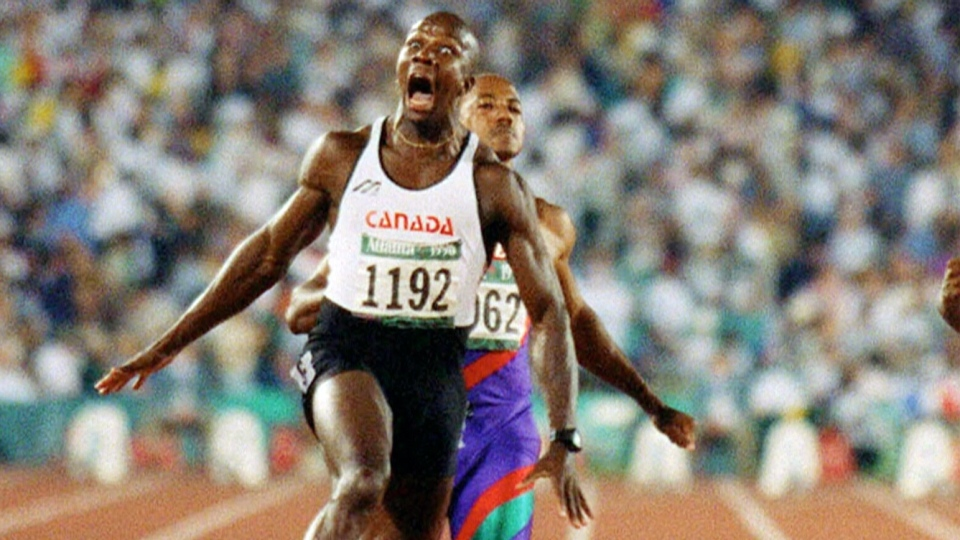 Running Things with Donovan Bailey