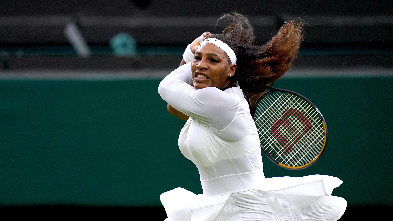 The GOAT: Serena