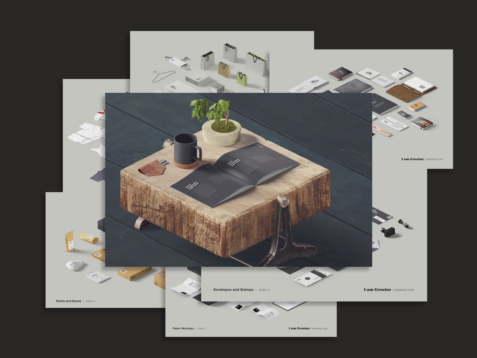 Multipurpose scene generator in Isometric