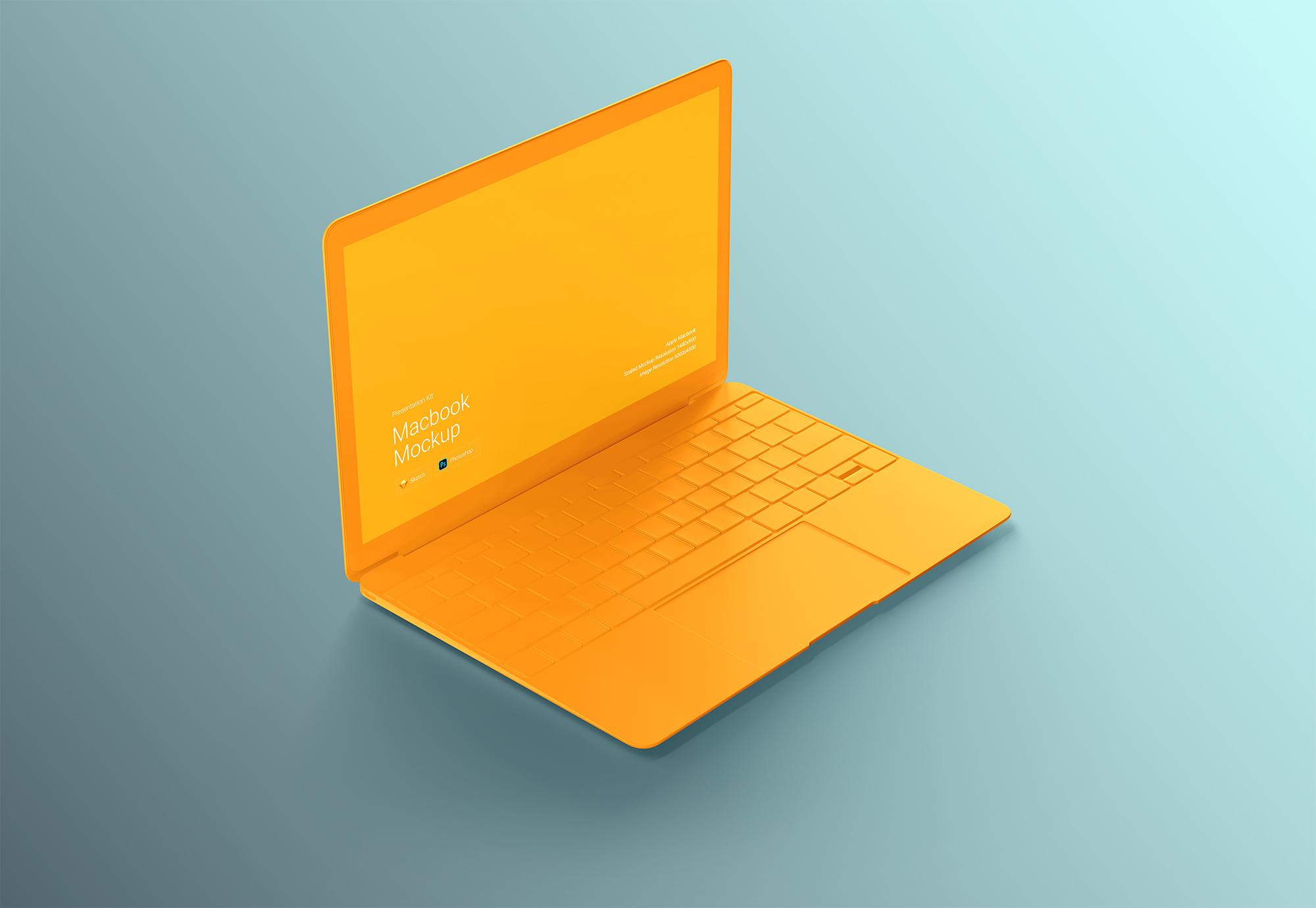 Download Macbook Macbook Pro Mockups for Sketch and Photoshop