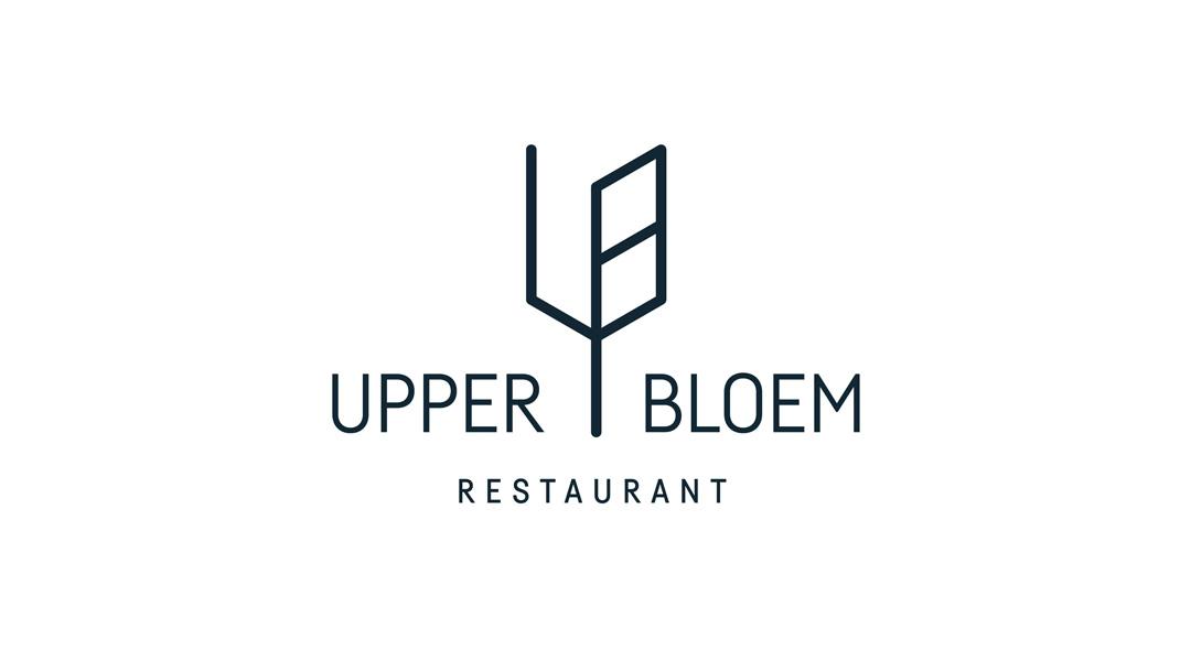 Upper Bloem logo design