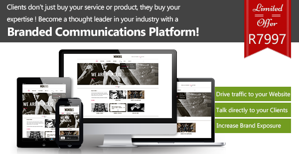 Get your Branded Communications Platform - R7997