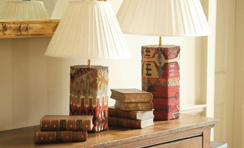Nomad Ideas Kilim Lamps