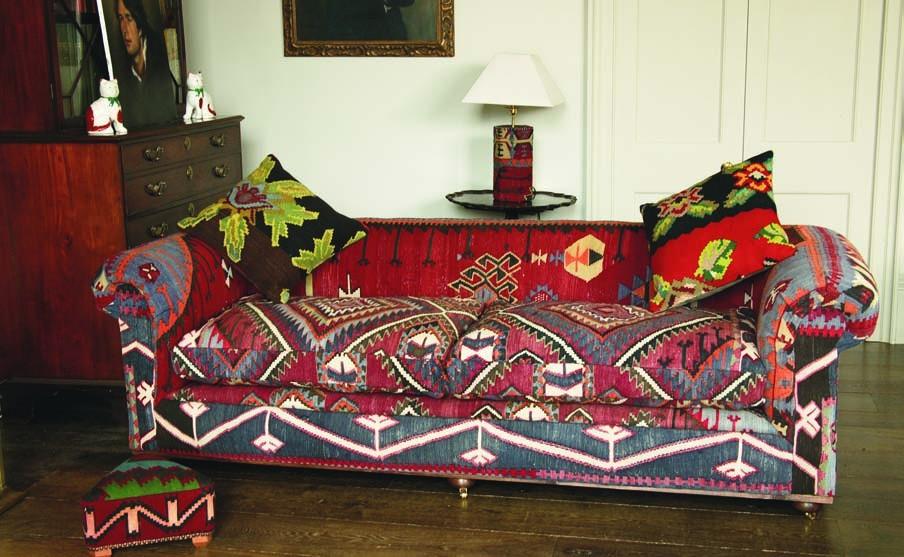Kilm Sofa by Nomad Ideas