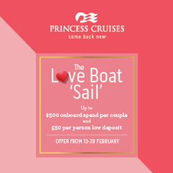 The Love Boat 'Sail'