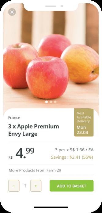 product details screenshot