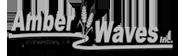 amber waves logo