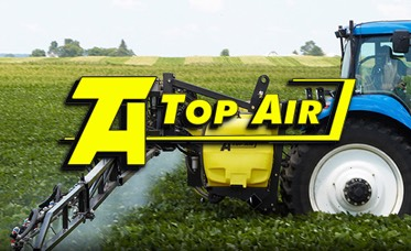 top air sprayers logo
