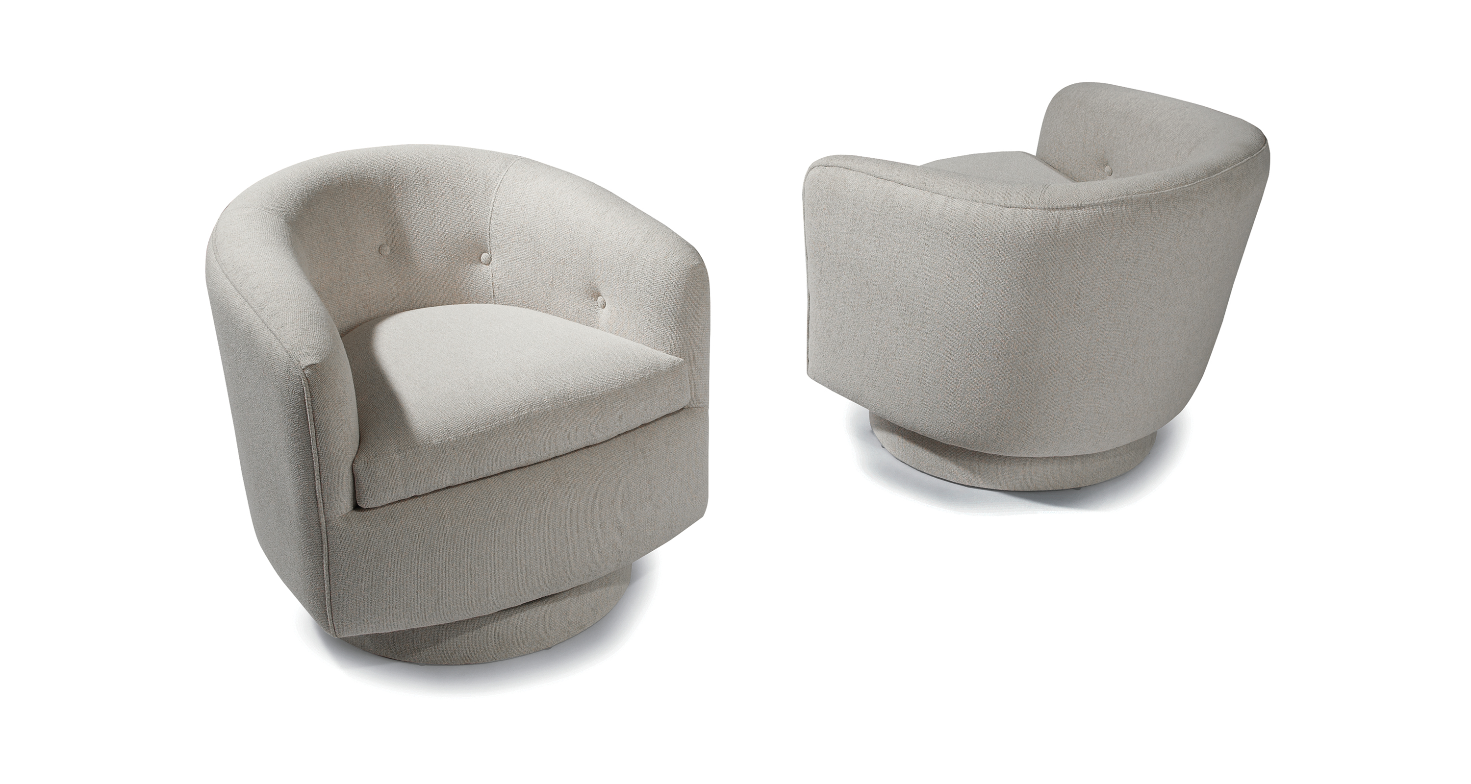 Roxy Swivel-Tilt Tub Chair